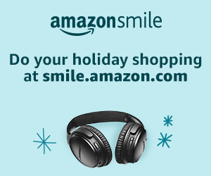 Do your holiday shopping at smile.amazon.com