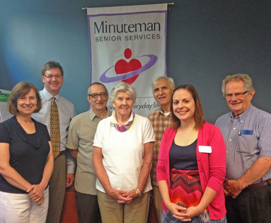 Minuteman Senior Services Board of Directors