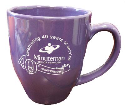 Minuteman Senior Services Mug